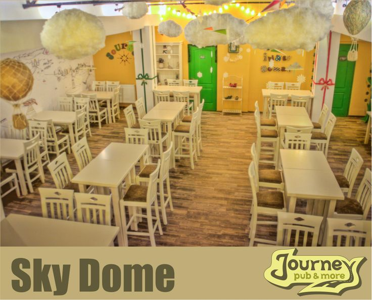Our new extension: Sky Dome