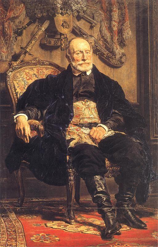 Peter Moszynski,   Jan Matejko