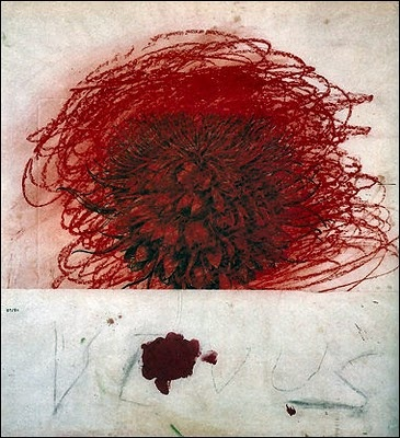 Cy Twombly (oh how I love this)