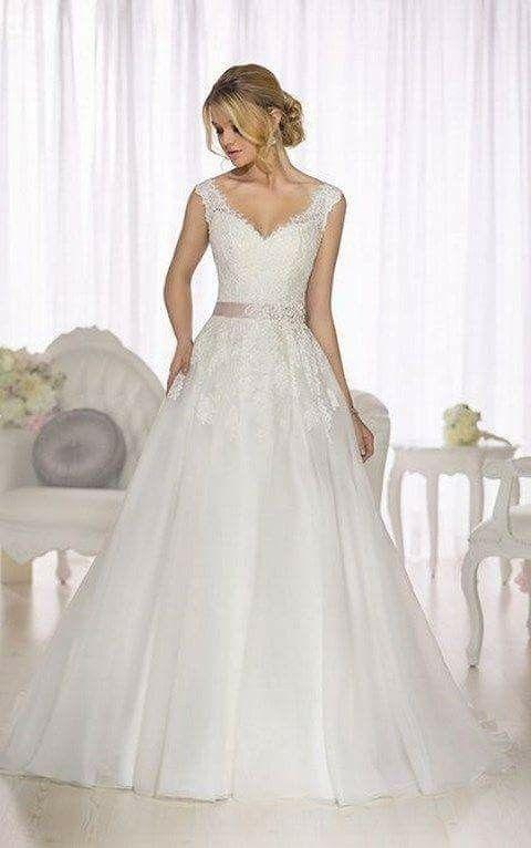 82cd1f840d Vestidos de novia  novias  vestidos  bodas  MaryseFD  MaryadFD ...