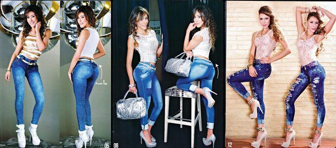 150324 - Ventas por Catalogo / Jeans
