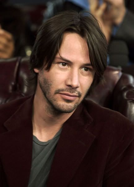 More Keanu Reeves pics; I guess I must be really happy to see him back in the main stream.