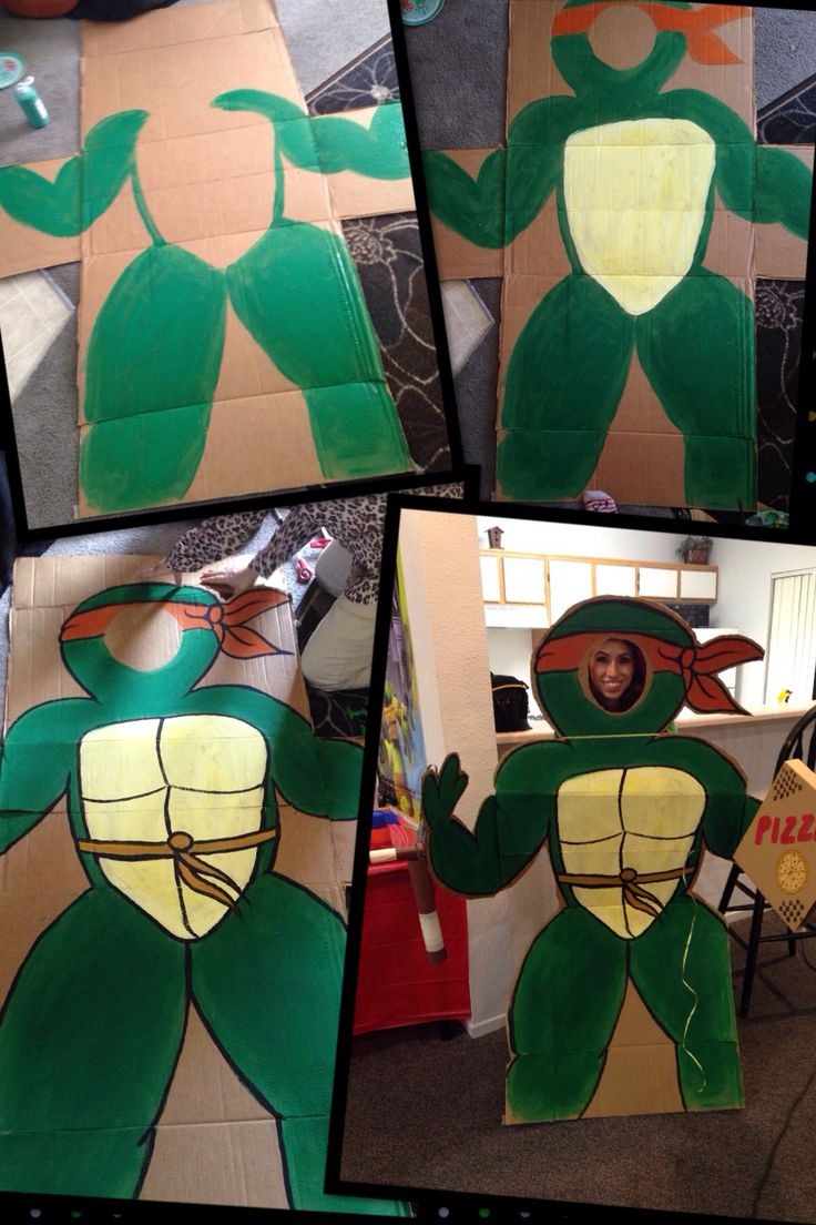 287 best images about teenage mutant ninja turtle birthday for Tmnt decorations