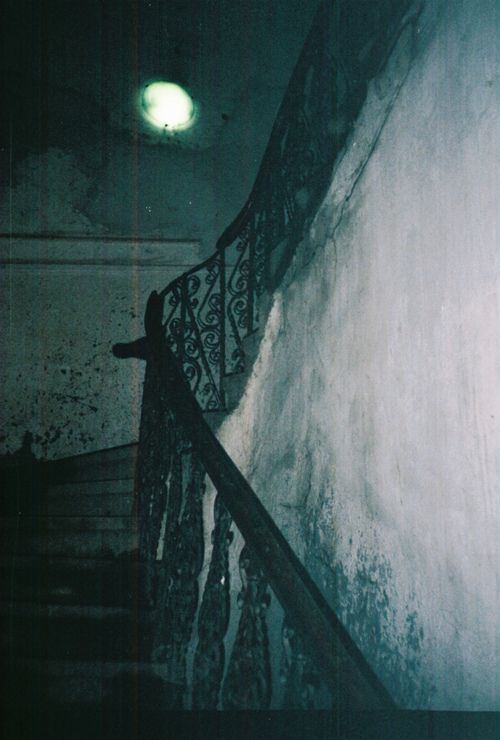 .: Creepy, Staircases, Art, Dark Side, Haunted, Photography, Abandoned