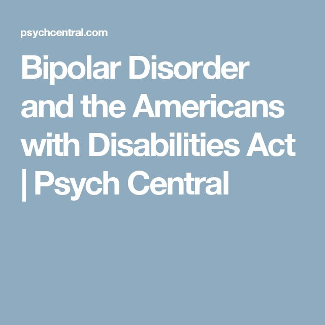 how to get disability for bipolar disorder