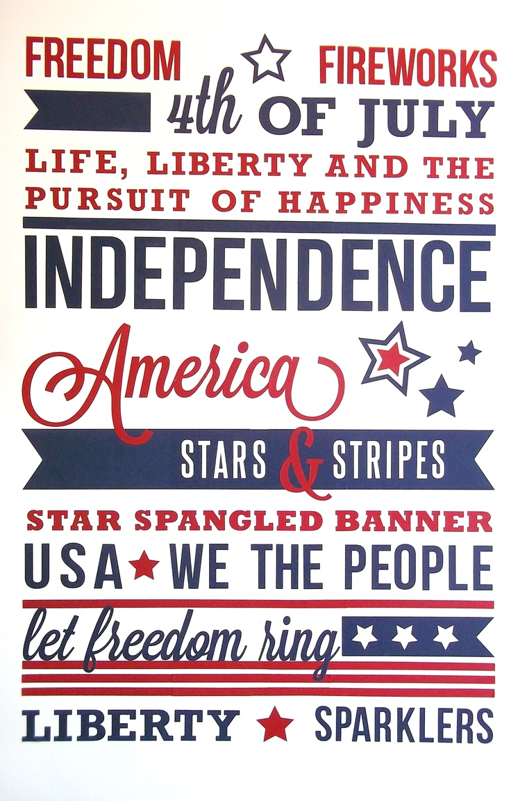 fourth of july posters