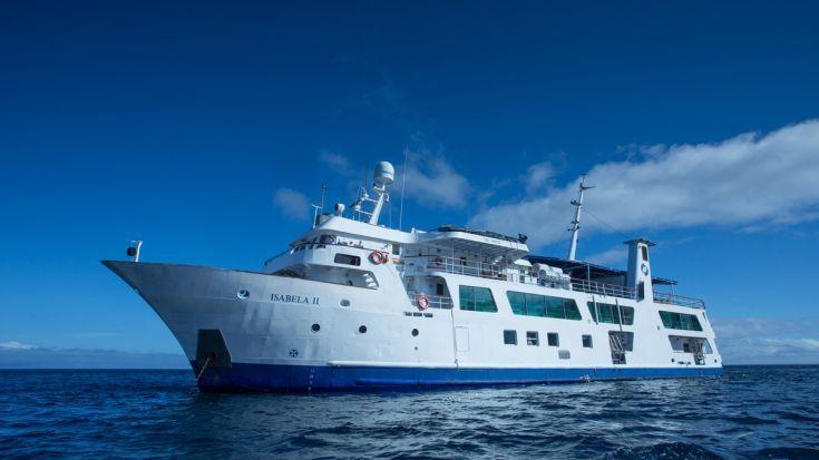The Yacht Isabela II