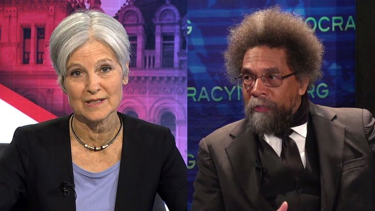 "Cornel West: Why I Endorse Green Party's Jill Stein Over ""Neoliberal Disaster"" Hillary Clinton - YouTube"
