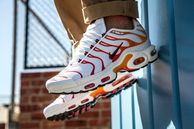 "Nike Air Max Plus (Tuned 1) ""Sunburn"" - EU Kicks: Sneaker Magazine"