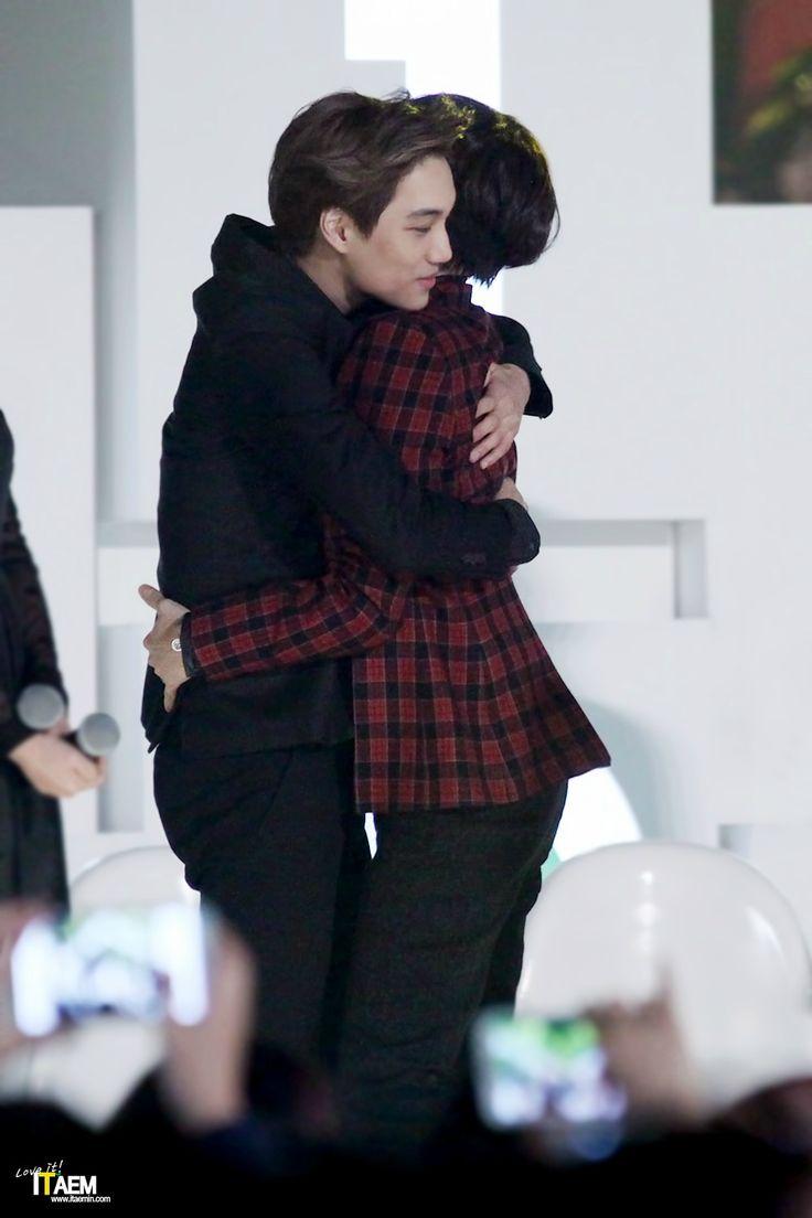 http://i.imgur.com/FfnK3tk.jpg 131114 Taemin & EXO Kai ...