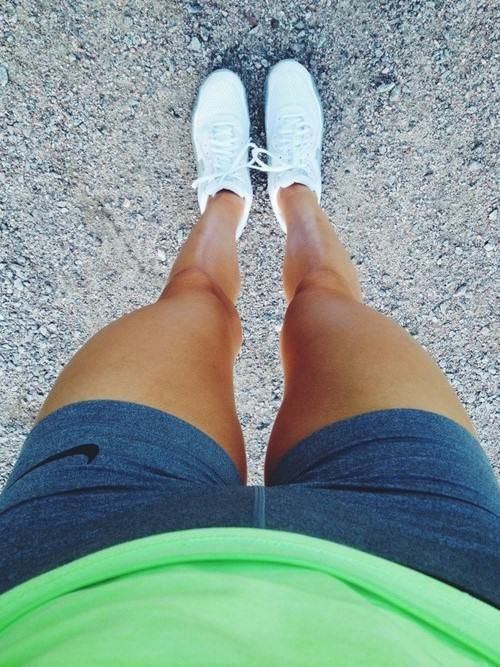 6 Ways To Make Running Easier - Fitness Tips - its a good list...but i mostly just like the outfits :]
