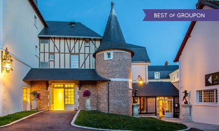 Relais des trois Chateaux **** à Cour Cheverny : Escapade 4* au calme en Val de Loire: #COURCHEVERNY 149.00€ au lieu de 275.00€ (46% de…