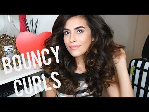 SazanBIG HAIR Volumized Curls Tutorial (Video) - Sazan