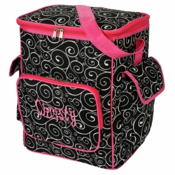 Swirl Cooler Bag at the Shopping Mall, $34.95 (USD)