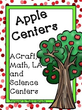 Apple Centers: fun for Apple week.
