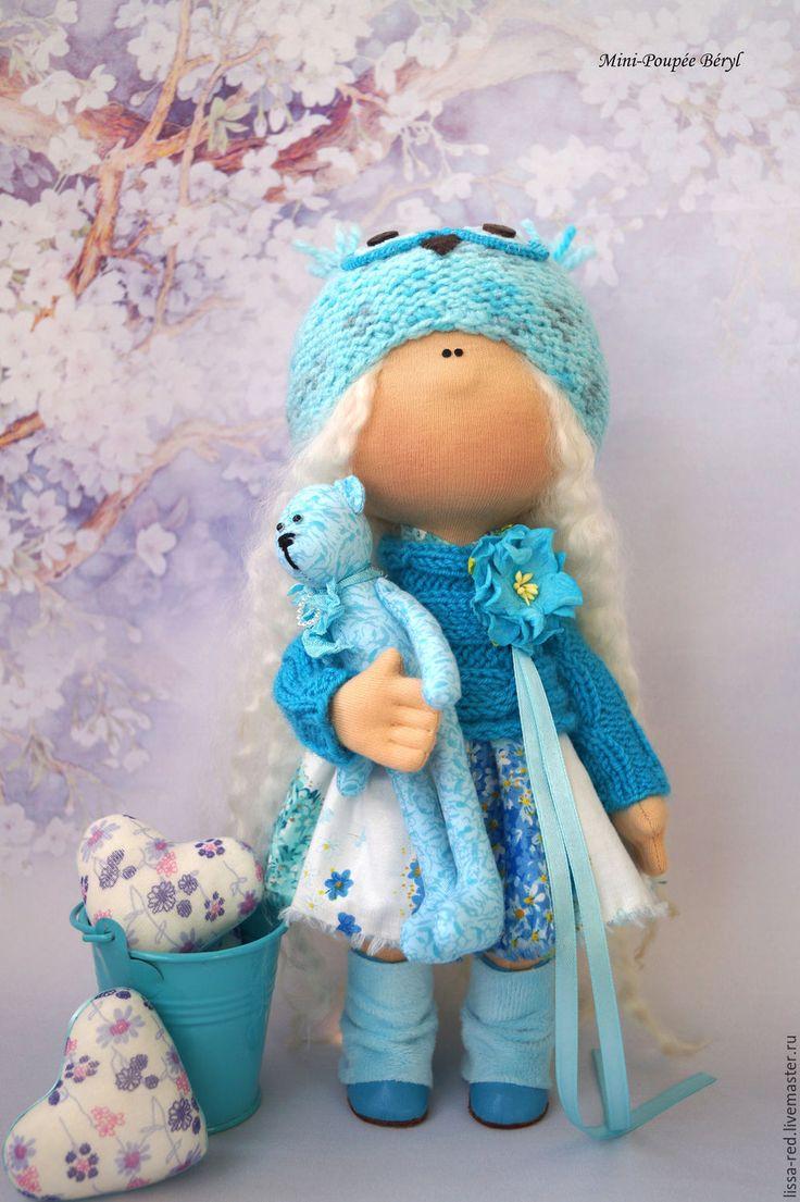 """Куколка """"Девочка Beryl """" - Олеся Чепкасова"""