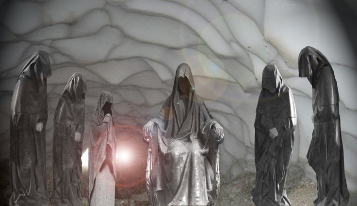 The powerful and immortal Council of Norangeles... https://www.facebook.com/pages/Fresh-Sobbing-Winds/1436904549914895