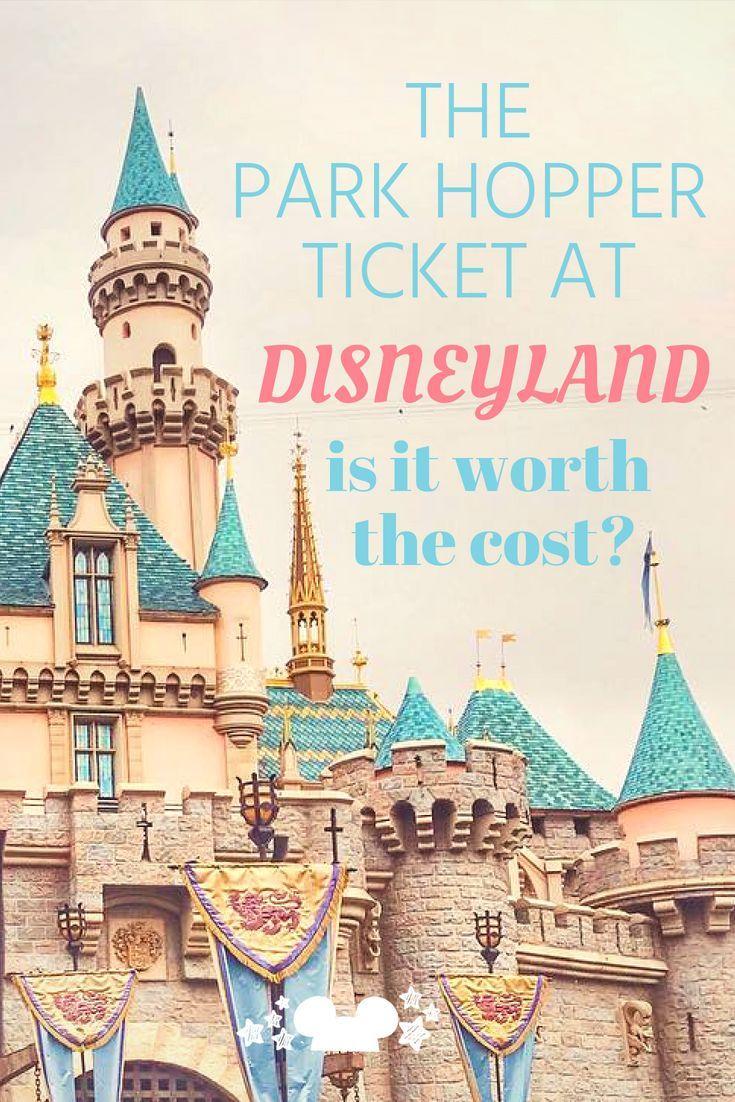 park hopper at disneyland is it worth the cost disneyland rh pinterest com