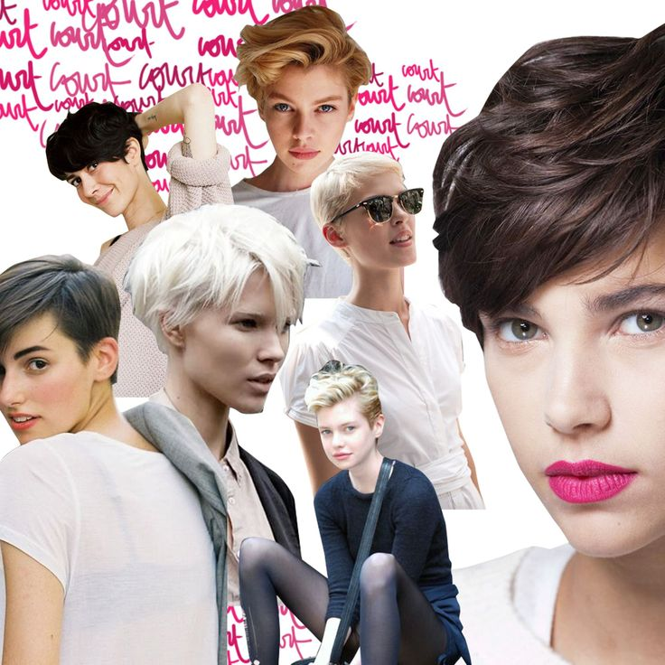 Coiffure courte 2016 : les plus jolis modèles de coupes courtes tendance en 2016 - Elle