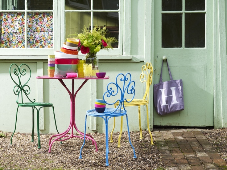photo of oliver bonas garden range tres chic
