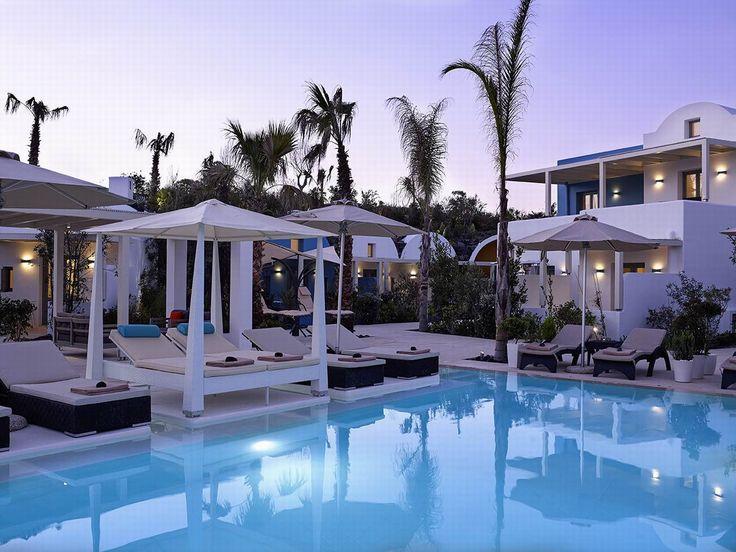 Aurora Luxury Hotel & Spa Ημεροβίγλι, Σαντορίνη