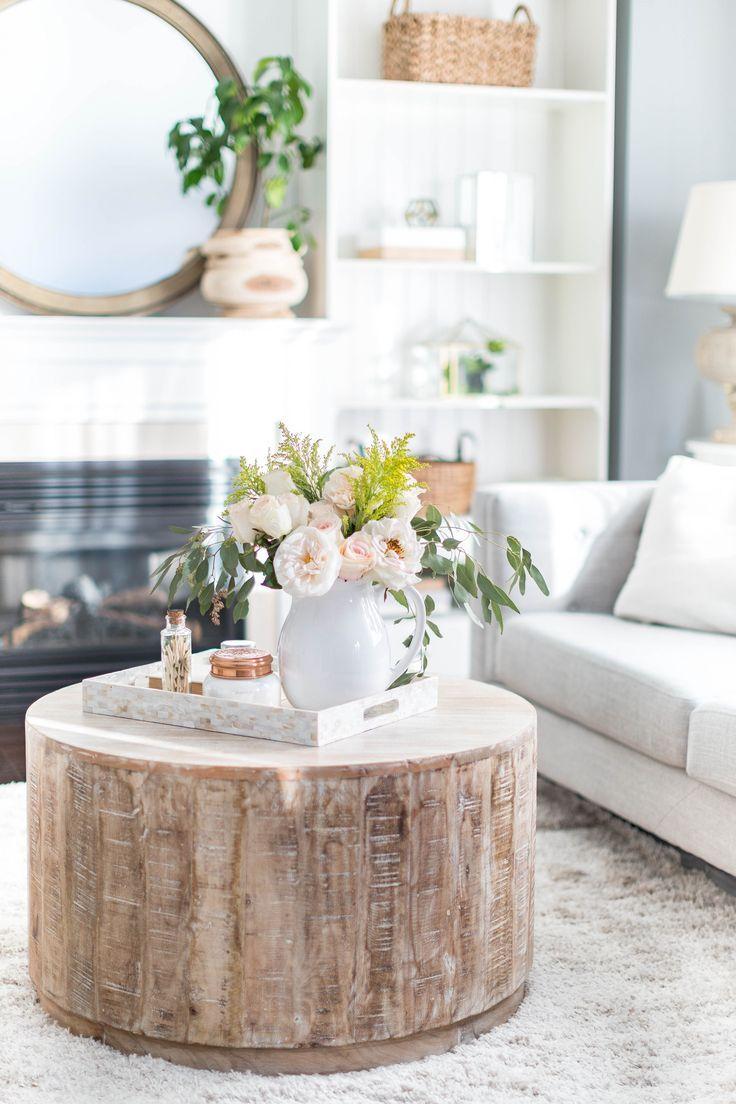 family room decorating ideas diy coffee table living room decor rh pinterest com