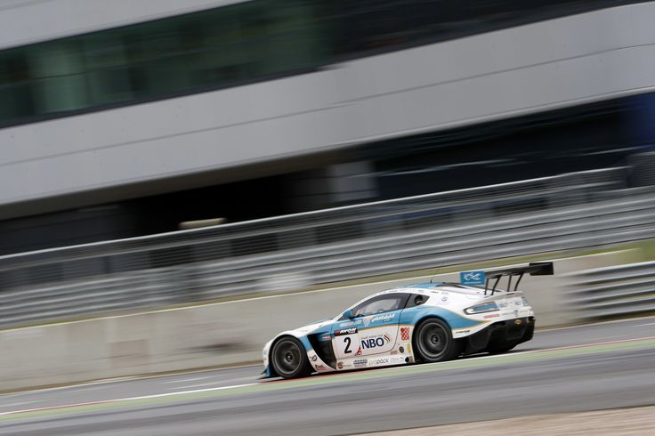 Oman Racing Team aiming high as the British GT Championship heads to Spa