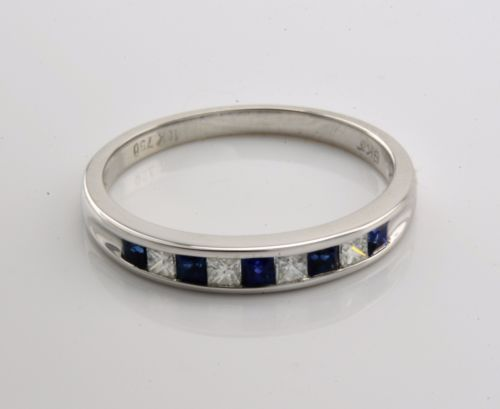 FINE-ENGAGEMENT-RING-DIAMONDS-amp-SAPPHIRES-SOLID-WHITE-750