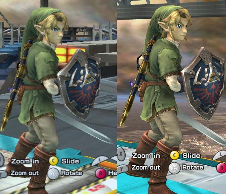 I've been messing around with Dolphin (emulator) on my laptop and the quality difference vs my Wii is insane! http://ift.tt/2dMRocY