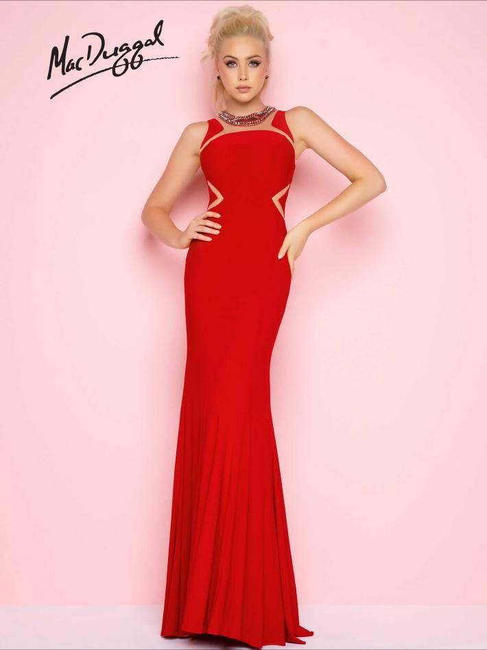 81 best Red Prom Dresses images on Pinterest | Rote abendkleider ...