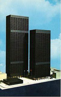 Postales Inventadas/ Making up Postcards: 486. The Toronto Dominion Centre
