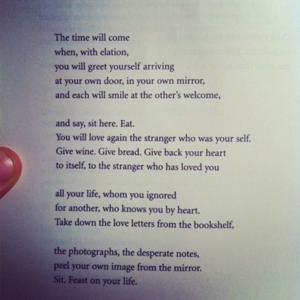 walcott s poetry The more i worked on listening and looking at walcott's poetry, the more love i  found for a poet i once resented his lack of humility, something.