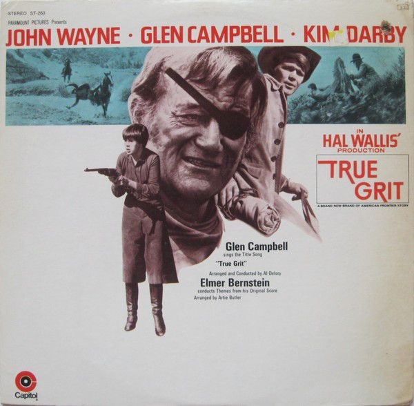 Elmer Bernstein - True Grit: buy LP at Discogs