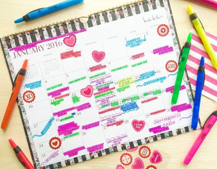 Create A Family Calendar Google
