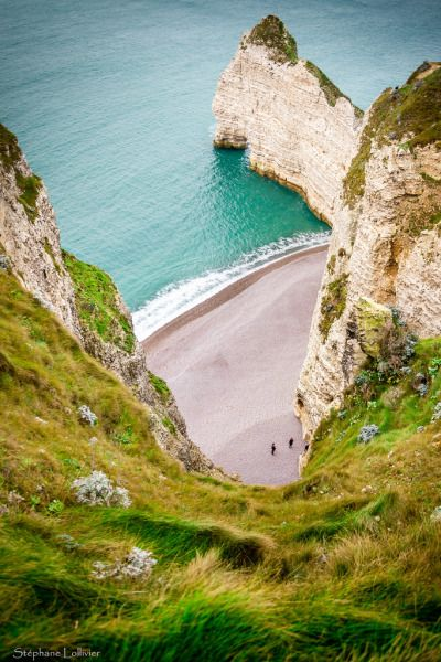 Etretat, France (by Lollivier Stephane)
