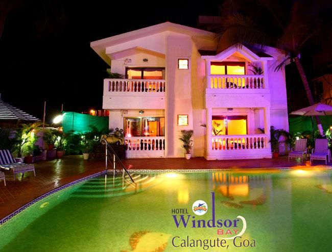 Are you thinking of a Holiday in Goa that won't cost you much? Windsor Bay Hotel in Calangute, Goa in the vicinity of Beach is perfect for leisure travellers. This budget hotel has 20 well decorating rooms with all amenities. Strongly recommended by Goibibo https://www.goibibo.com/hotels/windsor-bay-hotel-in-goa/
