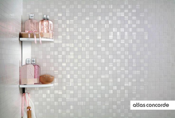#RADIANCE Mosaic   #AtlasConcorde   #Tiles   #Ceramic