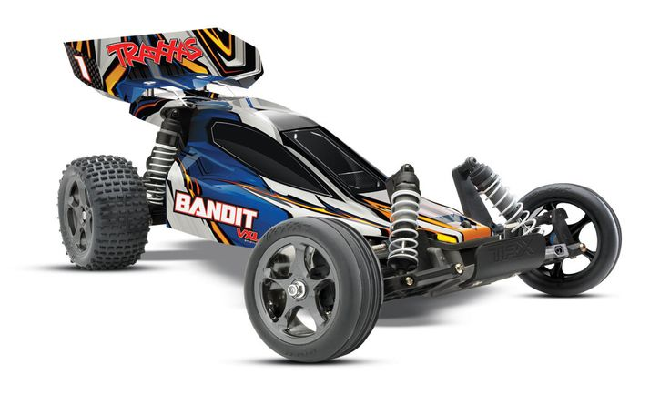 Traxxas Bandit VXL1:10 Scale Brushless Buggy RTR