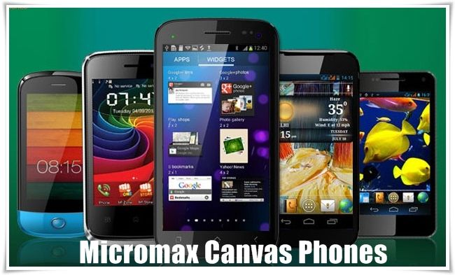 Buy #Micromax #Canvas mobiles at best price only at #Infibeam
