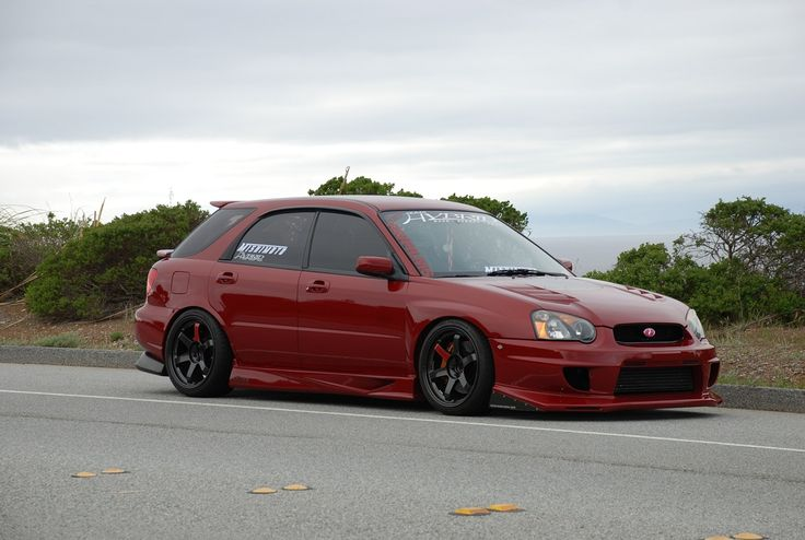 2005 Subaru WRX Wagon                                                       …