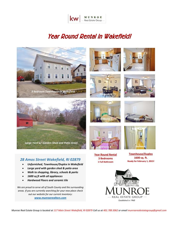 49 best Year Round Rentals in South County, RI images on Pinterest