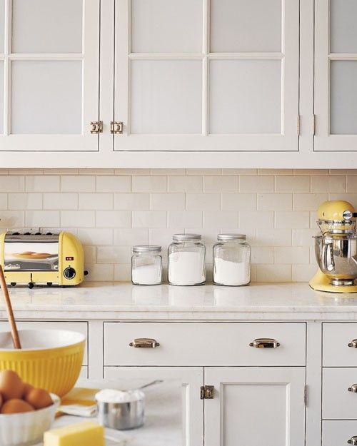 Do you live in fear of something falling on your head when you open your cupboards? Do you find yourself having to take out half the shelf and reorganizing everything every single time you need something? To help solve all of your cabinet woes, check out these tips fromMartha Stewart's Homekeeping Handbook.Storage capacity can be significantly increased in any cabinet with the use of simple accessories. Housewares stores are teeming with racks, bins, and baskets designed to...