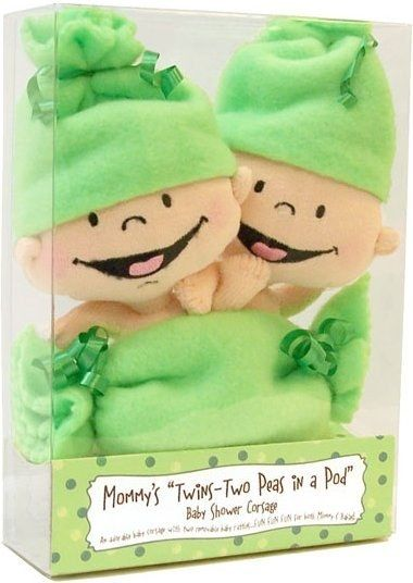 baby shower twin boy and girl | baby shower ideas for twins boy and girl