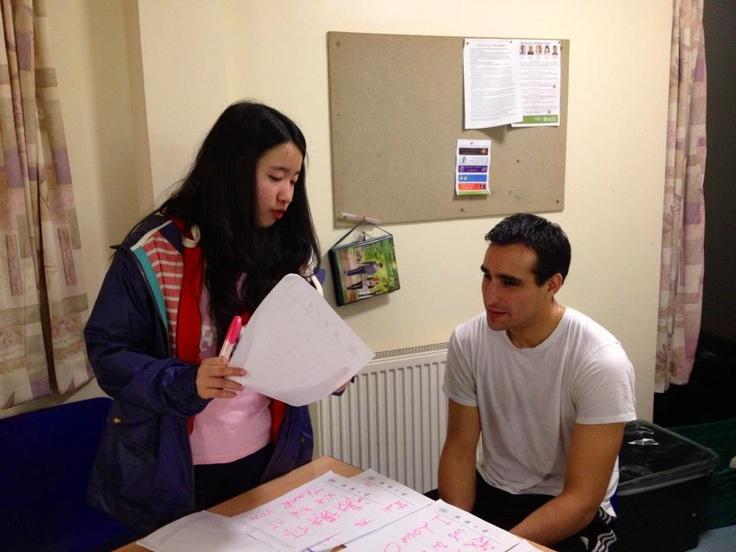 Teaching Mandarin