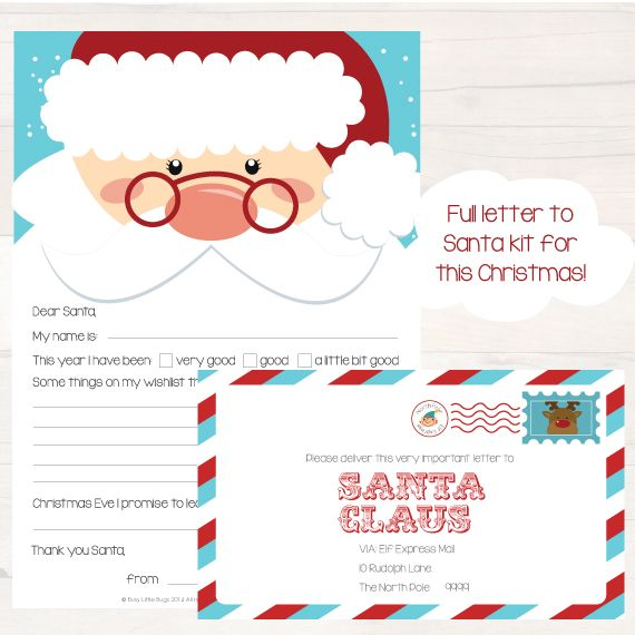 Make this christmas special this year with our letter to santa kit make this christmas special this year with our letter to santa kit your children can write their very own letter to santa and place it in santa spiritdancerdesigns