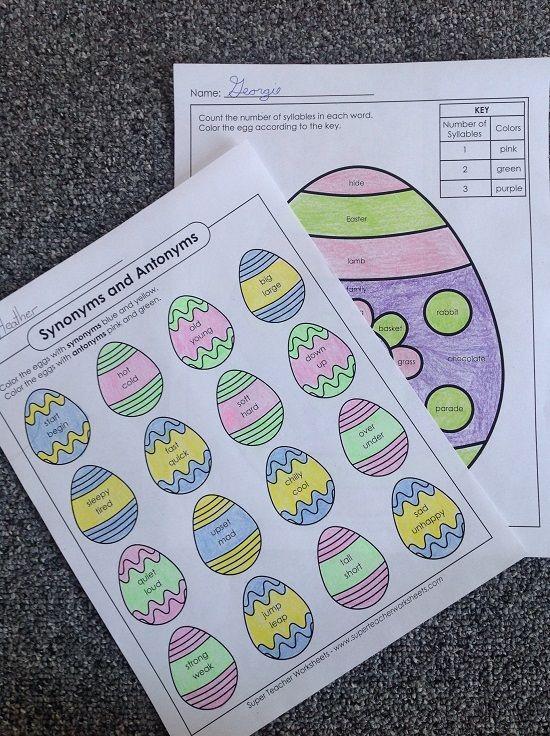 20 best BacktoSchool Super Teacher Worksheets images on – Smart Teacher Worksheets