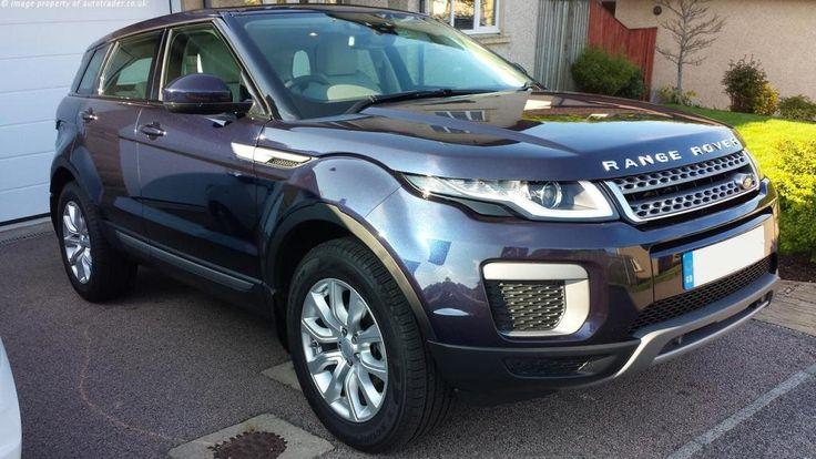 Land Rover Range Rover Evoque 2.0 ED4 SE