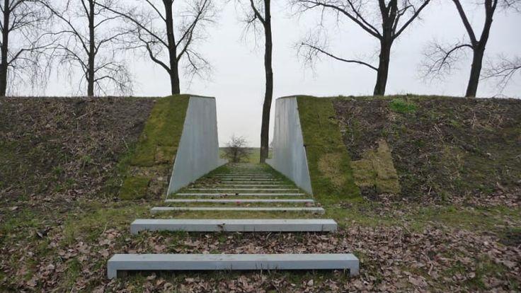 OKRA landschapsarchitecten, Bunker Q · New Dutch Waterline