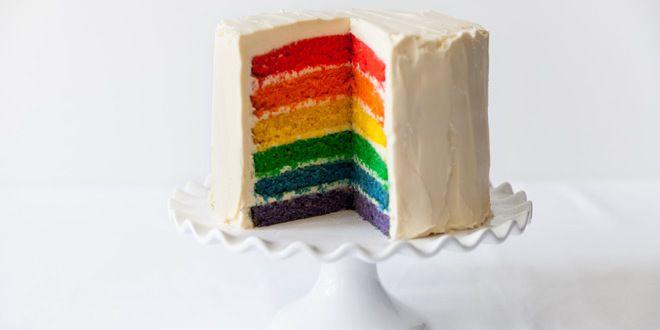 Come fare la torta Arcobaleno? Ricetta e ingredienti