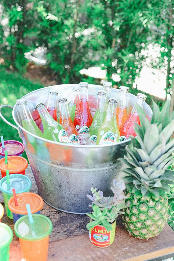 2nd birthday taco party | Wedding & Party Ideas | 100 Layer Cake